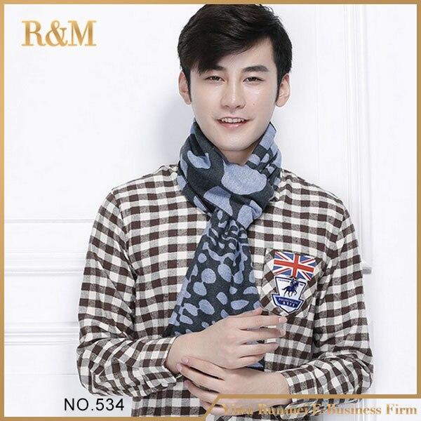 2016 новая горячая осень мужской шарф мода зима теплая акриловые шарф и шарфы мода сгущает шарф мужчины