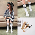 2016 Cartoon charming three-dimensional Socks Two Small Ball Handball Panda Bear Brown Baby Socks Cute Socks