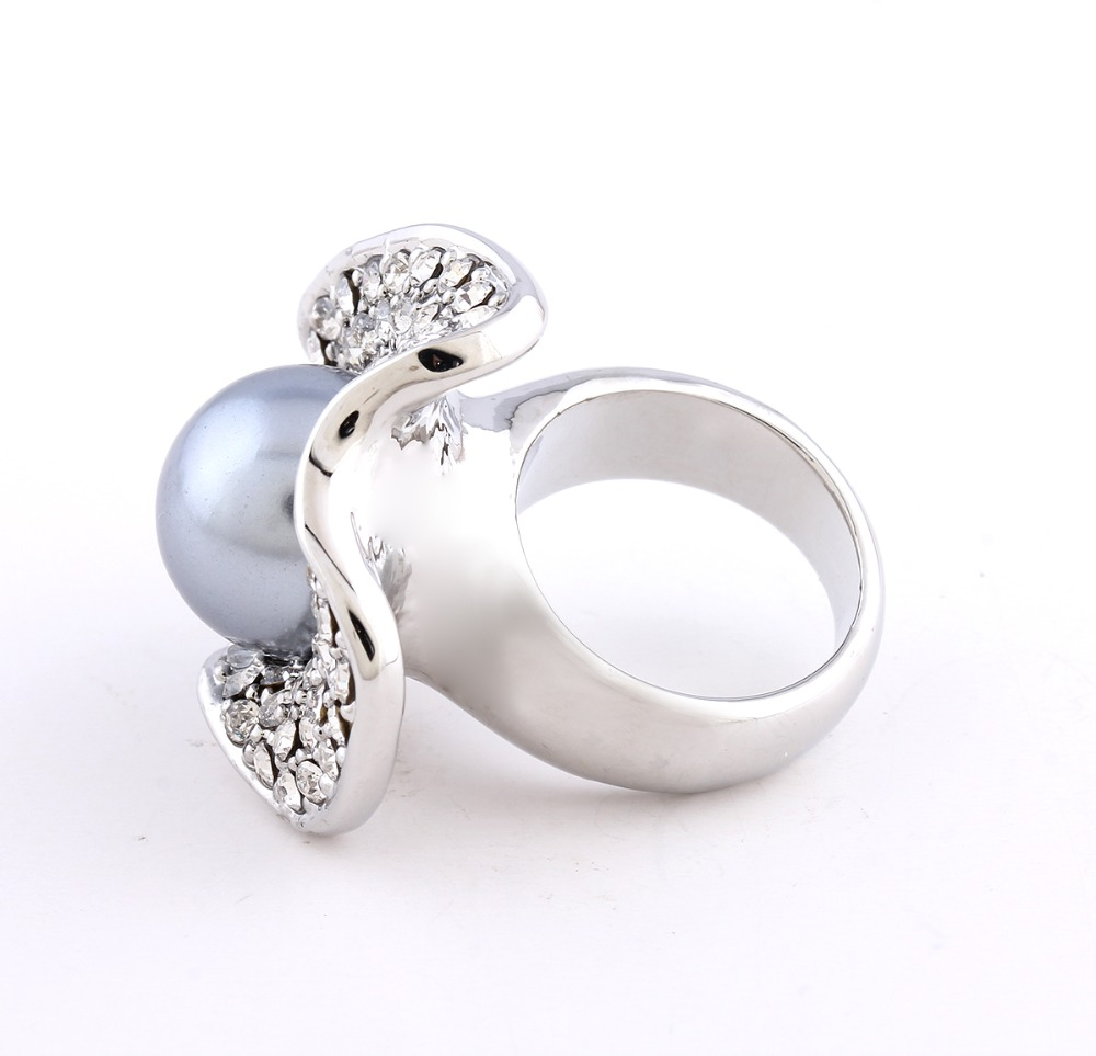 pearl wedding ring promotion-shop for promotional pearl wedding
