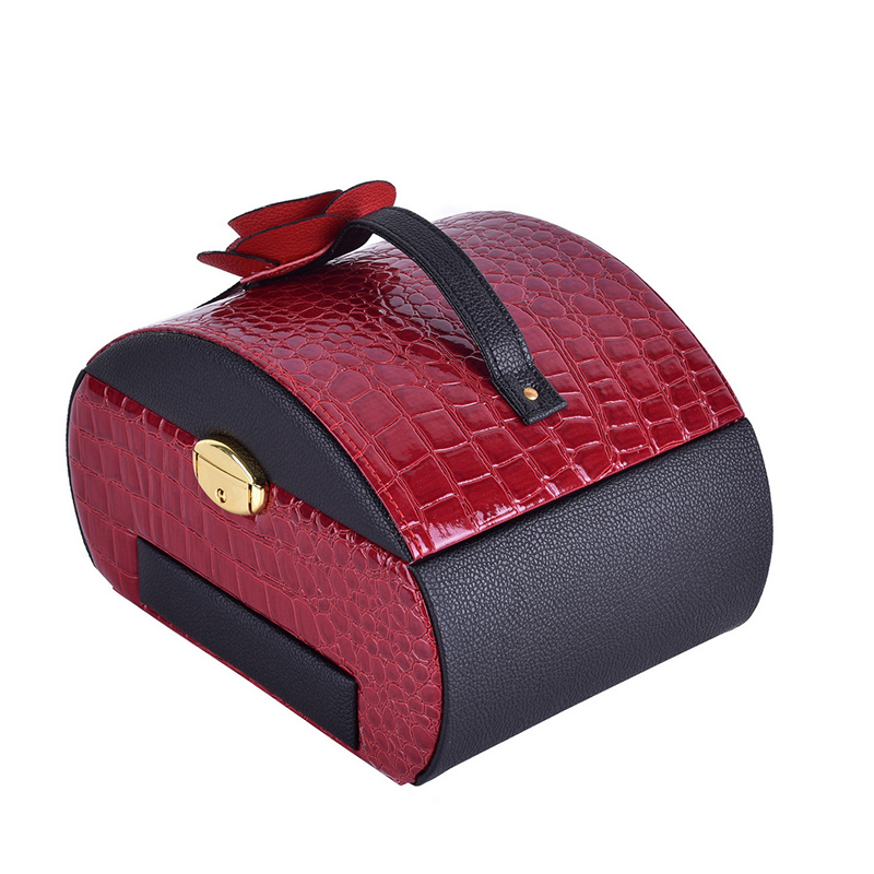 2017 New design good looking 5 color to choose Make up Box Makeup Case Beauty Case Cosmetic Bag Multi Tiers Lockable Jewelry Box hot sale professional aluminium alloy make up box makeup case beauty case cosmetic bag multi tiers lockable jewelry box