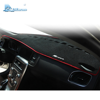 Airspeed LHD Car Dashboard Cover Cushion R DESIGN Dashboard Protective Mats Shade Mat Carpets For Volvo