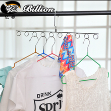 Scarf Rack Prevent slippery silk scarves Tie Belt Receive multi-function Ring Hangers Free shiping