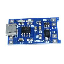18650 1A Lithium Battery Charging And Protection Integrated Board Charging With Protection Two In One Module Micro(China)