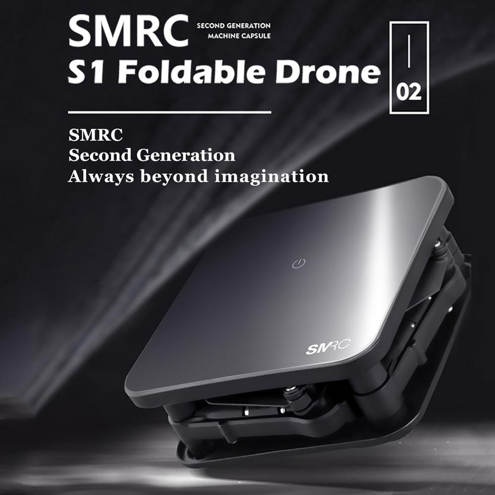 Mini Pocket WIFI FPV Quadcopter Foldable Drone Camera 2.0MP HD Remote Control 1