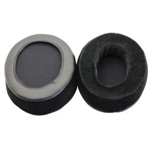 Image 4 - POYATU pedleri Sennheiser HD650 onarım parçaları Sennheiser HD600 kulaklık yedek kulak pedleri kulak yastık kulak bardak kulak koruyucu