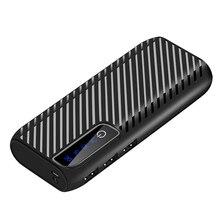 20000mAh Power Bank Portable Mini Pover Bank LED Display Powerbank 20000 External Battery Pack Poverbank For Smart Mobile Phone все цены