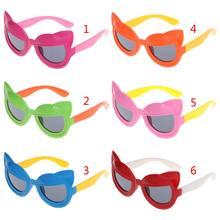 bb24d8d5401 Kids Sunglasses Cartoon Silicone Cute Fashion Polarized Children Boy Girl  Sun Glasses Decorative Candy Color UV400 Eyewear