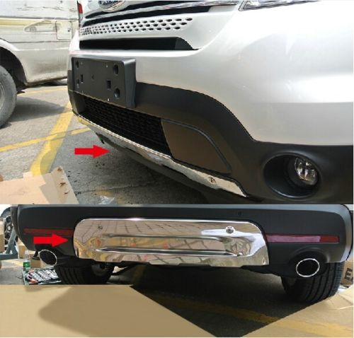 Haute qualité en acier inoxydable miroir plaque de protection pare-chocs conseil Nerf bar pour Ford Explorer 2013 2014 2015
