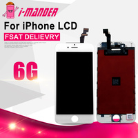 10PCS Bulk Sale In Free Ship LCD Screen With Digitizer Display For IPhone 6 For IPhone6