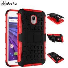 AKABEILA Phone Cases For Motoroal Moto G3 Covers G 3nd Gen. G+3 XT1540 XT1541 XT1542 XT1543 XT1544 Armor Hybrid Tyre   Bags