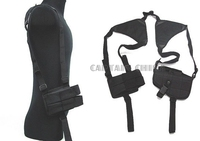 New Outdoor Tactical Police Security Universal Left Right Hand Pistol Pouch Shoulder Holster