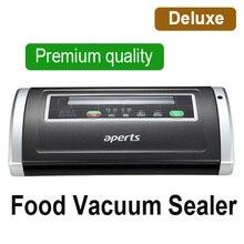 Высокое Качество VS5500 Бытовая Продовольственные товары Saver Вакуумный Упаковщик Системы Уплотнения Пищевая упаковка Подарок Сумки Рулон