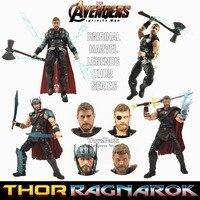 Marvel Legends 6 Thor Action Figure Avengers Infinity War 3 Cull Obsidian Gladiator HULK BAF TRU Target SDCC Exclusive Original