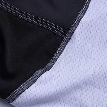 Для мужчин спортивные Gymming тренировки компресс капри укороченные повседневные пляжные шорты для бодибилдинга работает Тонкий Фитнес 165706710