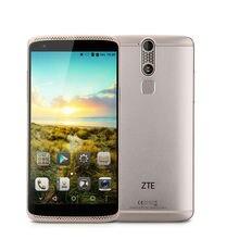 Оригинал zte axon mini b2015 msm8939 octa ядро смартфон отпечатков пальцев 5.2 Дюймов FHD Экран 3 ГБ RAM 32 ГБ ROM 13.0MP Мобильный телефон