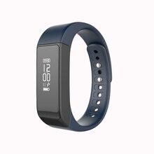 I5 плюс Смарт Браслет Bluetooth Фитнес трекер Здоровье сна Мониторы Спорт Smart Band Водонепроницаемый Сенсорный экран Смарт-браслет