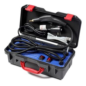 220В КОММЕРЧЕСКИЙ и бытовой 3 кВт пароочиститель кондиционер кухонная вытяжка автомобильный паровой очиститель используется с щелочной чис...