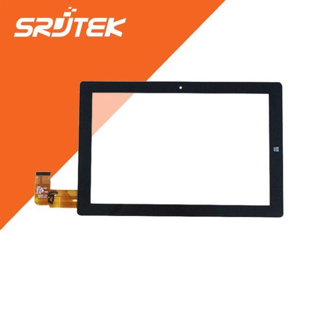 Оригинальный Новый 10.1 дюйм(ов) сенсорный экран HSCTP-747-10.1-V0 Дигитайзер Запасные Части Для Chuwi Hi10 CW1515 Tablet Pc