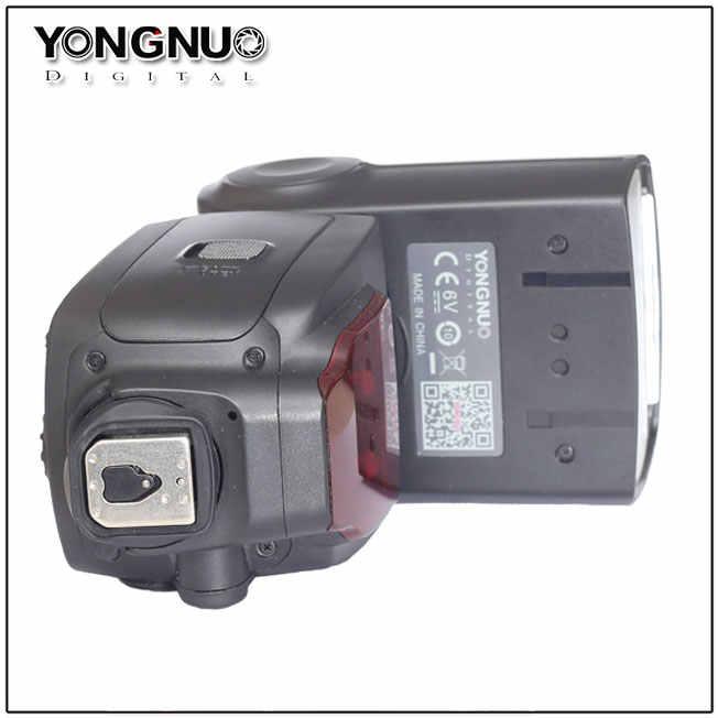 Yongnuo 2.4 GHz Flaş YN660 Flaş Speedlite Kablosuz Alıcı-verici Entegre Canon Nikon Pentax Olympus için