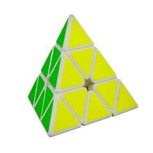 MoYu Магнитный Пирамида Pyraminx Magic Cube 3x3x3 Скорость Cube Puzzle cubo магико Обучение Образование Игрушки Для дети Дети Подарки