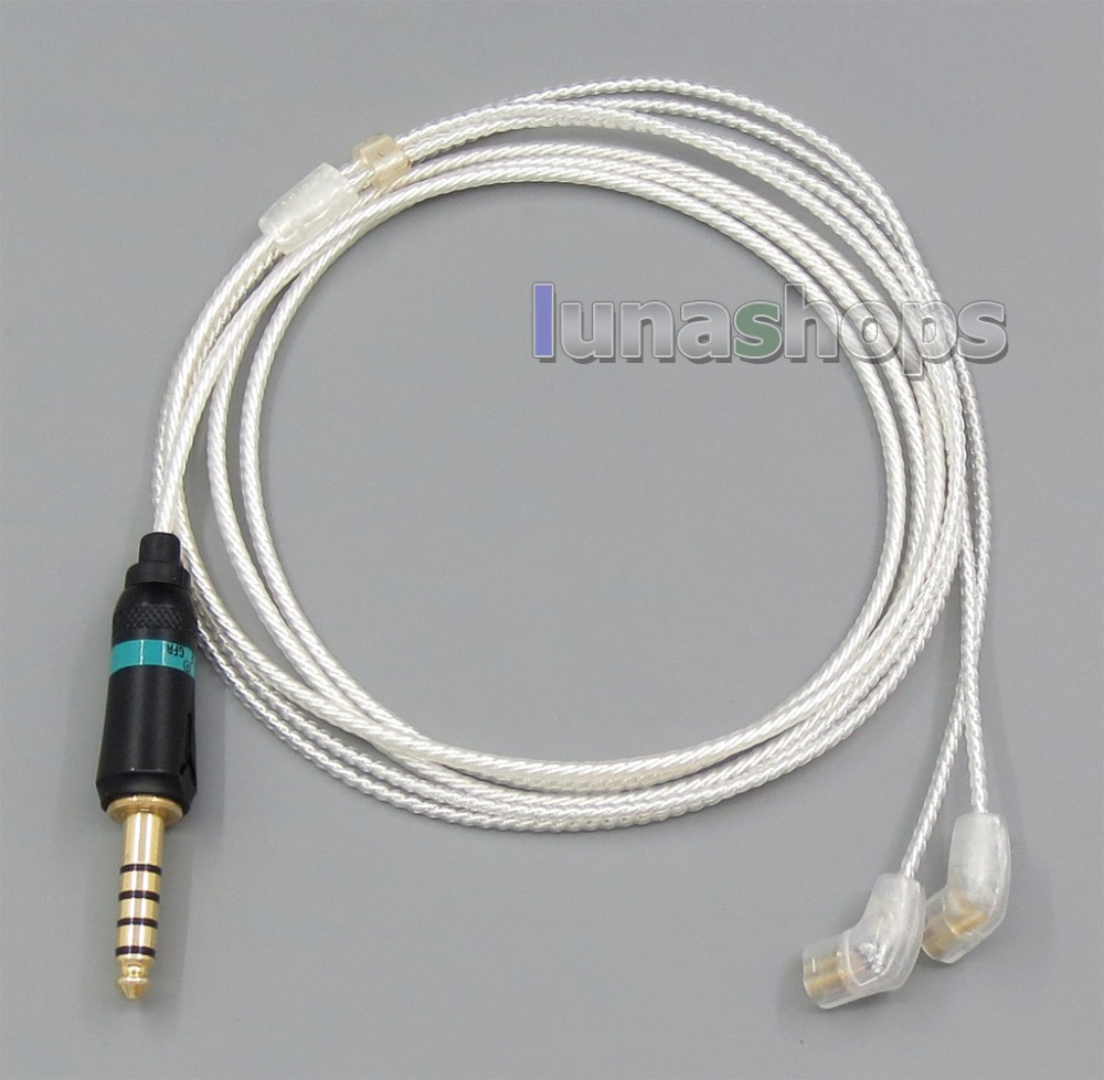 Earphone cable for Sony PHA-2A TA-ZH1ES NW-WM1Z NW-WM1A AMP Player Ultimate UE UE18PRO 11PRO 10PRO 7PRO 4PRO