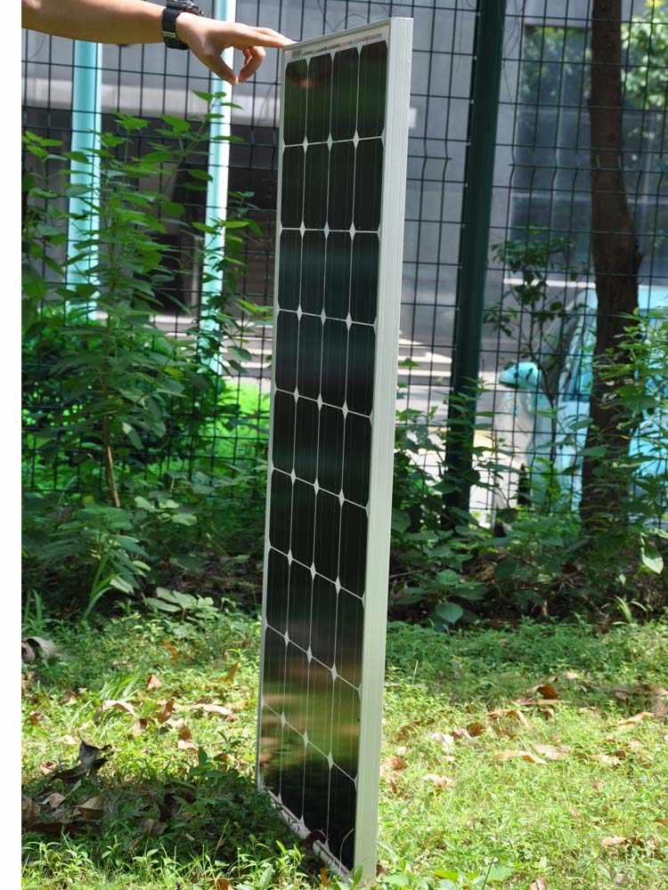 Солнечный комплект 300 Вт Солнечный модуль 12 В 100 Вт 3 шт. заряд ШИМ контроллер 12 В/24 В 20A солнечная батарея зарядное устройство для дома на колесах Caravan автомобильный лагерь