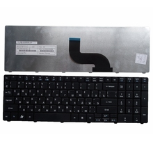 RU FOR ACER 5820T 5750G 5742 5536TG 7741ZG 7741G E1-531G E1-531 E1-571G New Laptop Keyboard Russian Black 7741