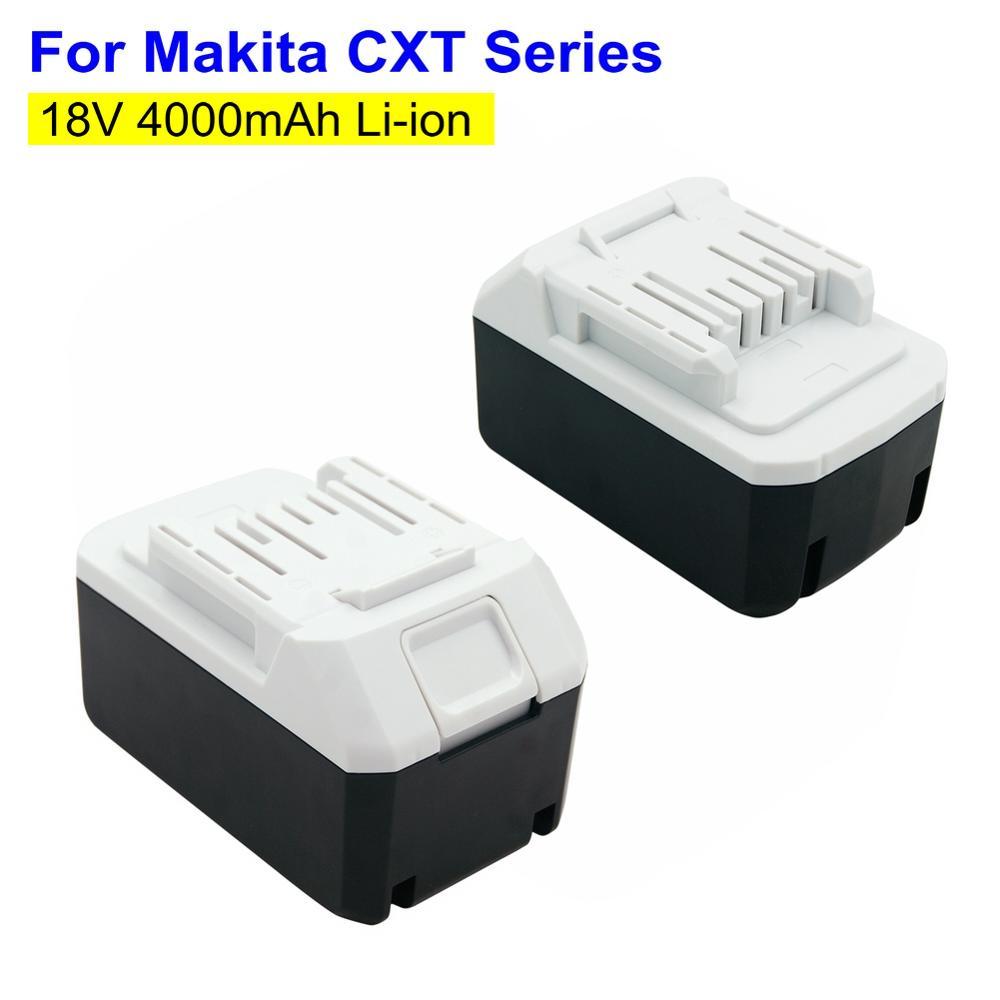 Batterie Rechargeable BL1815G 18 V 4000 mAh Li ion batterie de remplacement pour Batteries au Lithium Makita BL1811G BL1813G