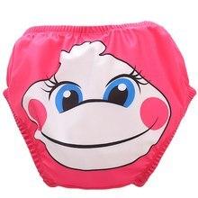 Toddler Girl Swimwear Baby Cartoon Swimsuit For 6M-2T Swimming Trunks Beachwear Kids Bathing Suit Diaper