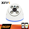 XINFI 1280x960 HD Outdoor Waterproof network CCTV IP camera Surveillance 960P Camera 1.3 MP P2P ONVIF 2.0 PC&Phone remote view