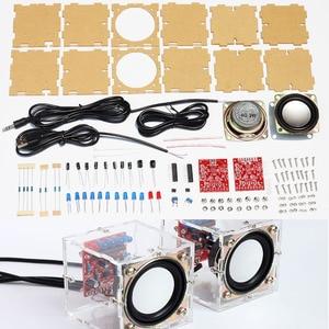 diy electronic 3W Speaker maki