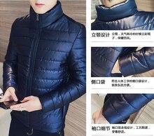 Плюс толстый бархат куртка мужской Тонкий тип случайные красивый куртка Мужчины пальто