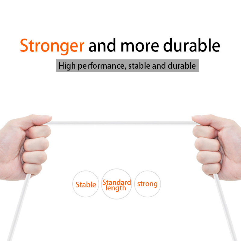 Micro USB Cable 2 4A Sync Fast Charge USB Data Cable For Samsung S7 Xiaomi Redmi Note 5 Pro 4 Android Mobile Phone Charging Cord in Mobile Phone Chargers from Cellphones Telecommunications