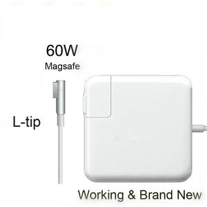 BINFUL magsaf * 60 W 16.5 V 3.65A power adapter charger for apple Macbook pro A1184