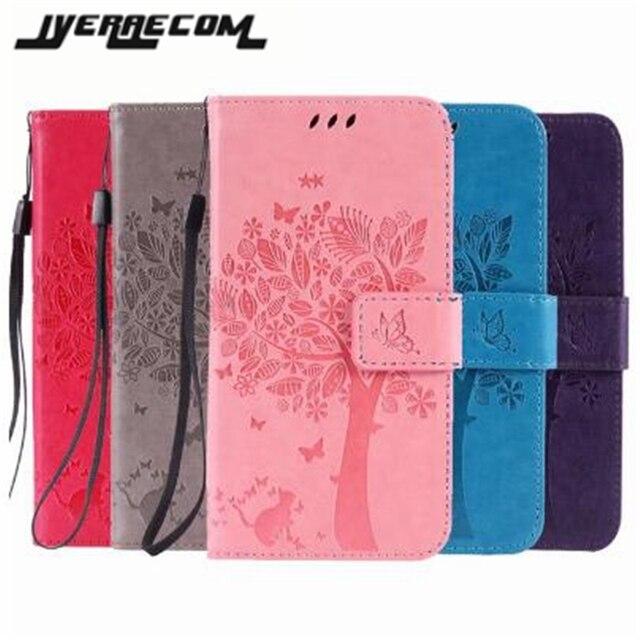 Coque Luxury Retro Flip Case For Lenovo A2010 PU Leather + Silicon Wallet Cover For Lenovo A2010-a /A 2010 Case Phone Fundas