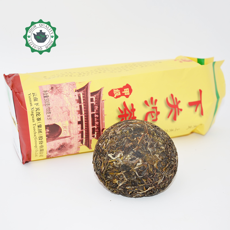 2010yr Chinese yunnan old puer tea 500g/bag Bowl pu-erh raw compressed pu er menghai puerh weight loss slimming