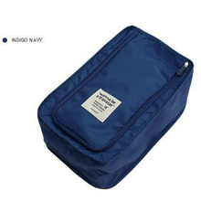 Women Travel Portable Zipper Bag Waterproof Shoes Bag Organizer Storage  Pouch Pocket Packing Cubes Handle For