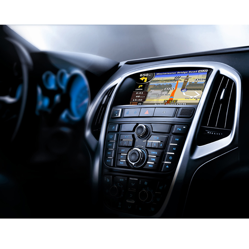 auto dvd player für 7 zoll opel astra j 2010 2012 gps bluetooth