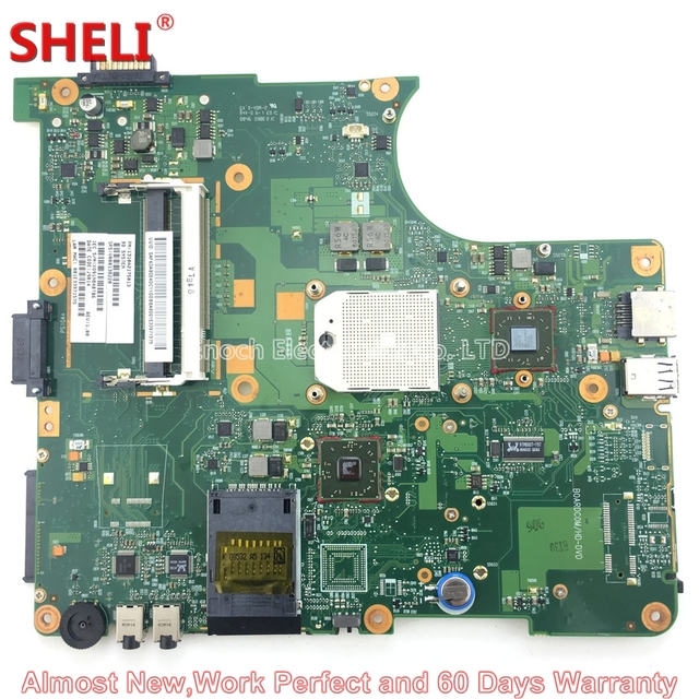 Toshiba Satellite L300D AMD CPU 64 BIT Driver