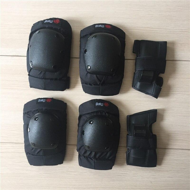 Équipement de Protection de planche à roulettes bouillante Longboard poignet Protection de coude de genou