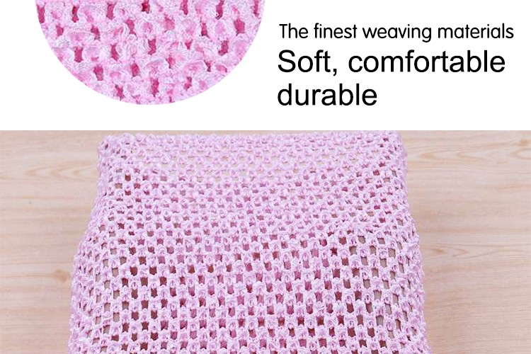 FENGRISE X23cm Tulle Spool Tutu Crochet Chest Wrap Tube Tops Apparel Sewing Knit Fabric Girl Birthday Gifts Headbands Skirt 8