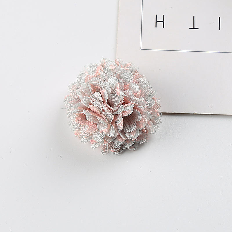 20 Pcs Satin Cloth Gauze Flowers Connectors Diy Handmade Headwear Accessories For Jewelry Making Back To Search Resultsjewelry & Accessories