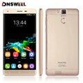 Oukitel mtk6753 k6000 pro 4g teléfono móvil 5.5 pulgadas fhd octa Core Android 6.0 3 GB RAM 32 GB ROM 13MP Cam IDENTIFICACIÓN de Huellas Dactilares Smartphone