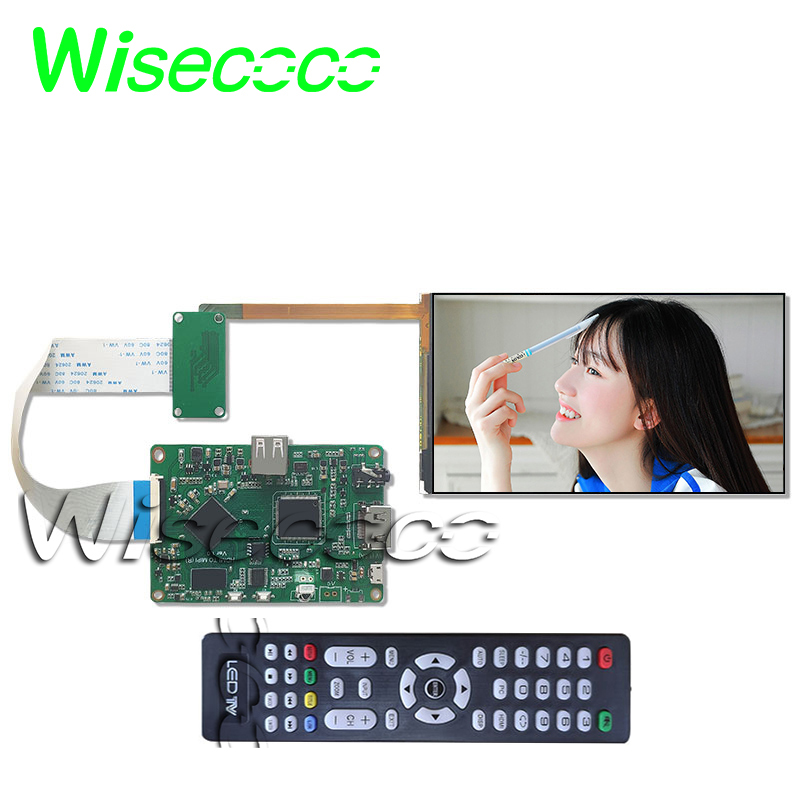 LS055R1SX03 2560x1440 5 5 inch 2K LCD display with HDMI to