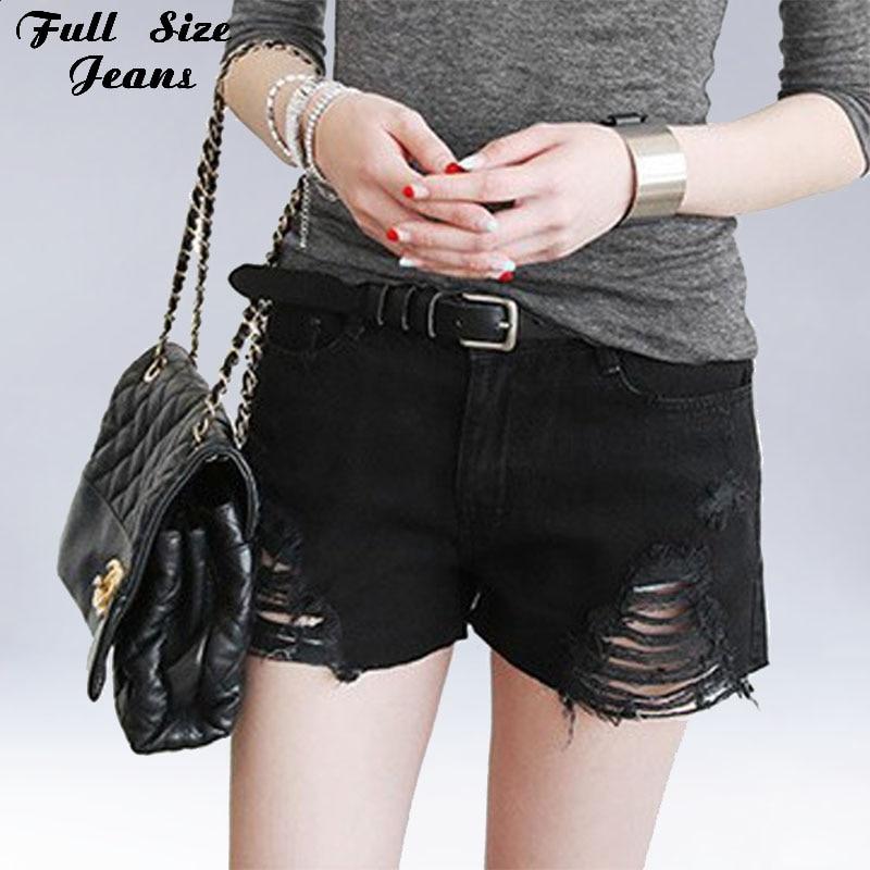 Online Get Cheap Black Destroyed Shorts -Aliexpress.com | Alibaba ...