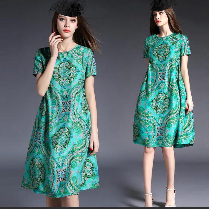 Натуральные платья