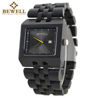 BEWELL High Quality Men S Wrist Watches Relogio Masculin With Calendar Clock Luminous Hands Unique Casual