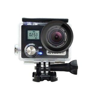 Image 2 - Ультра тонкая спортивная камера 4K Водонепроницаемая камера 1080P Wifi антенна Dv мини Автоспуск