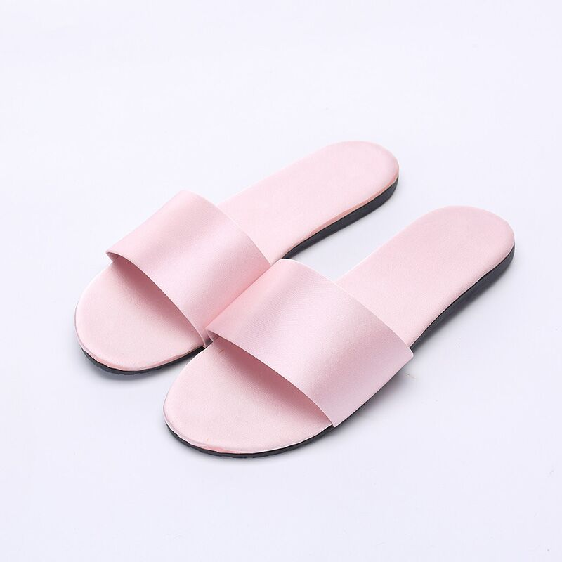5cf0bb6116d ... Summer Women Slides Fashion Women Slippers Sandals Soft Soles Home  Bathroom Slippers Beach Flip Flops Shoes ...
