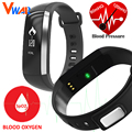 M2 Smart Band Heart Rate Blood Pressure Pulse Meter Bracelet Fitness Watch Smartband for iOS Android PK Fitbits ID107 Fuelband